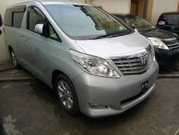 Togota alphard at 2.25m