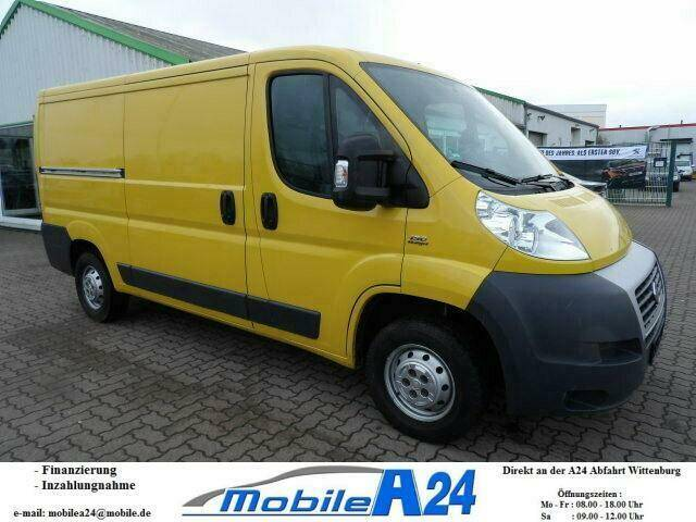 Fiat Ducato Kasten 30 Sx 150 2,5to Anh.euro5 - 2013