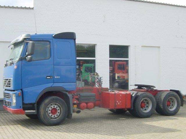 Andere FH 16 550 6x4 Standheizung/Klima/Tempomat/eFH. - 2004