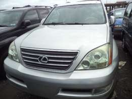Foreign used 2006 Lexus GX470 for sale
