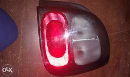 Renault tail-light