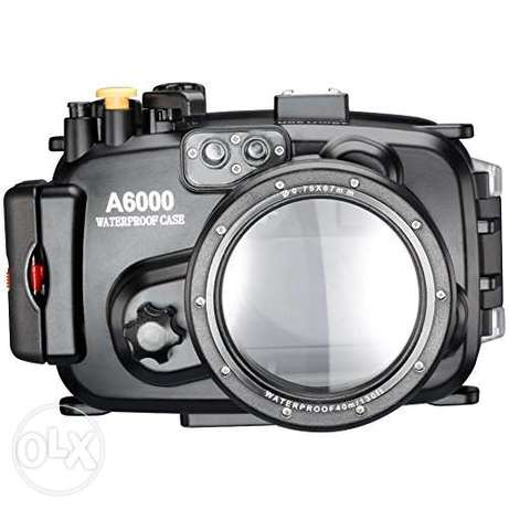 Neewer 40m 130ft Underwater PC Housing Camera Waterproof Case for Sony