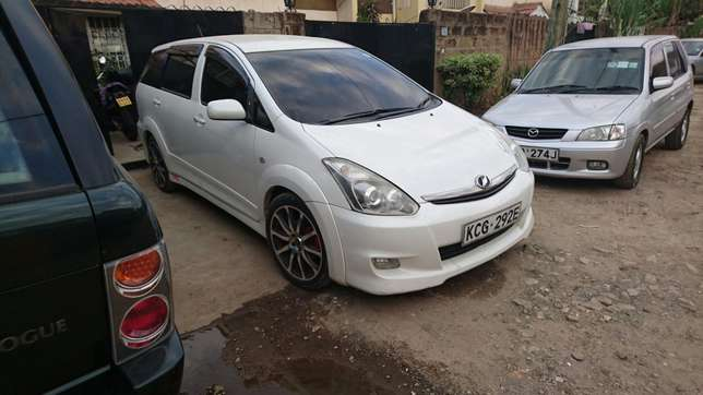 Amazing Toyota wish TRD milited edition for sale Upper Parklands - image 3