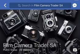 Want to Sell or Buy a Vintage Film Camera?