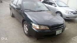Neatly used Honda Accord baby boy for sale