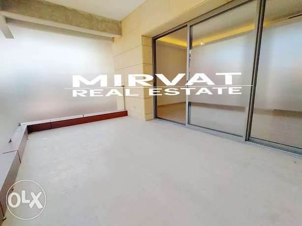 Brand New Apartment For Sale Achrafieh  Balcony & Open View