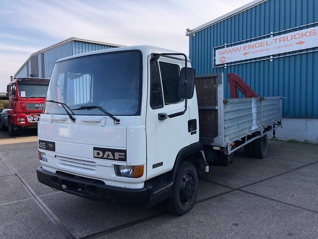 DAF FA 45-160TI FULL STEEL (EURO 2 / MANUAL GEARBOX) - 1999