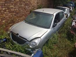 Daihatsu Sirion Stripping for Spares