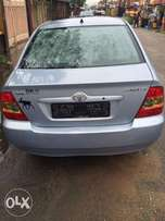 Toyota corolla bank type,manual ac chilling,benjium at affordable pric