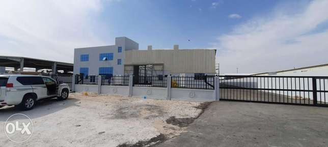 Brand new Warehouse Land Area 5000sqmt Store 3200sqmt + Rooms