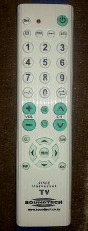 TV Remote Universal Control. Works Most Tube TV's. Parow - image 3