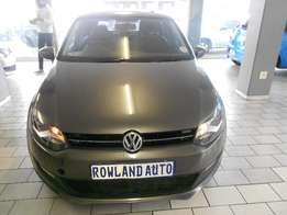 2014 Polo 6 1.4 for sale R102 000