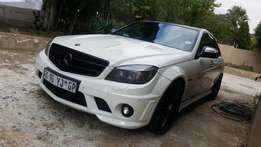 2008 C63 Amg Limited Edition