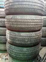 Tokunbo tyres