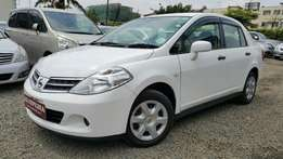 Nissan Tiida, Year 2009, Engine 1500cc, Automatic