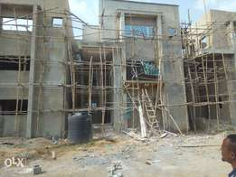 luxury and affordable houses in a diplomatic area of katampe extension