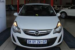 Beautiful 2015 Opel Corsa 1.4 Essentia 5DR