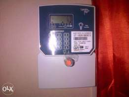 Electrician with coc and prepaid meters