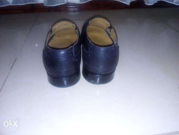 Size 12 US Oxford Shoe HaryKson Genuine Leather. Excellent Condition Nairobi CBD - image 2