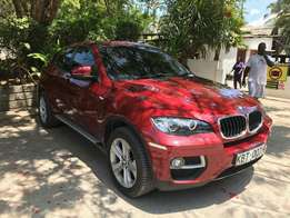 2012 BMW X6 3.5i petrol brand new