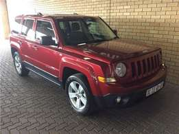 2014 Jeep Patriot 2.4 Limited Cvt A/t for sale in Gauteng