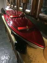 Custom bait boat for sale