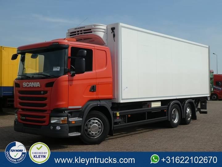 Scania G400 6x2*4 - 2013