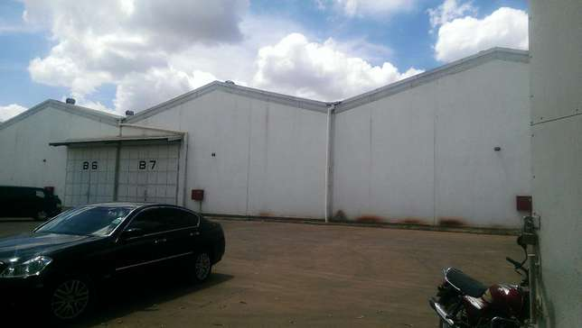 Industrial Area Enterprise rd 70,000sqft Go-down to Rent Nairobi CBD - image 1