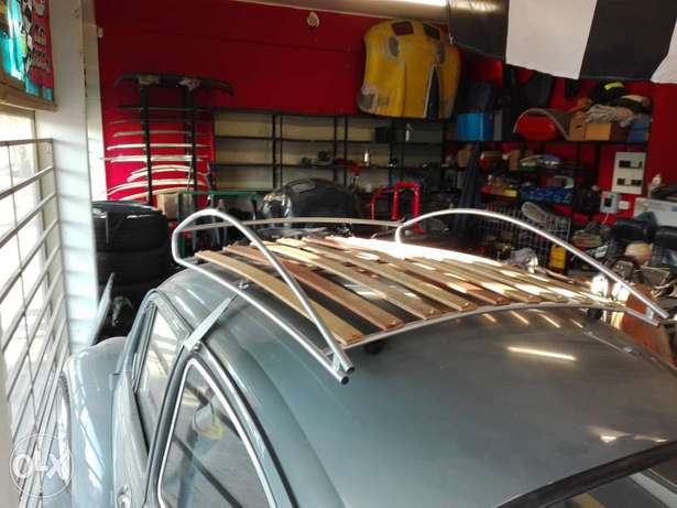 Vw beetle roof rack Roodepoort - image 1