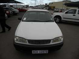 2002 toyota corolla 160i in good condition for sale urgently
