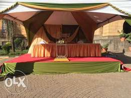Flawless settings does Wedding and corporate events Decor