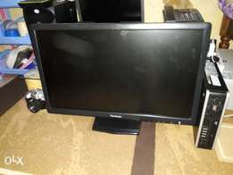 32 inch tft plus a mini desktop