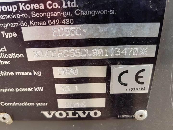 Volvo Ec 55 C - 2016 - image 13