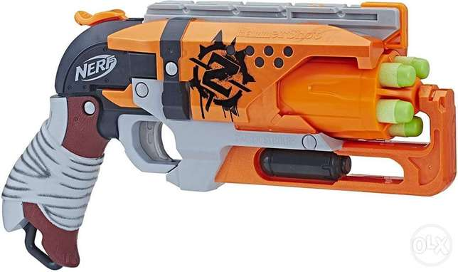 Looking for nerf hammershot