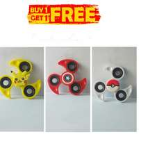 Fidget spinners. Buy one get one free!