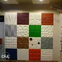 3D WALL PANELS. Buy 6 square meters and get 1 free
