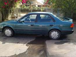1997 toyota corolla 180 glx in immaculate condition for sale