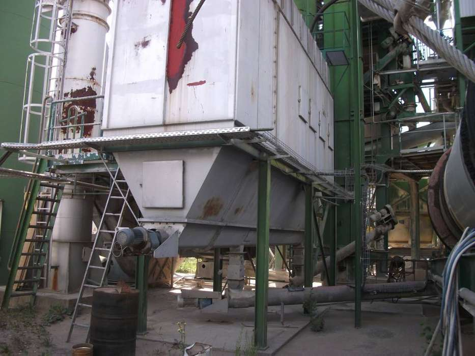 BMD Dust Collector 560 M² - 1987 - image 2