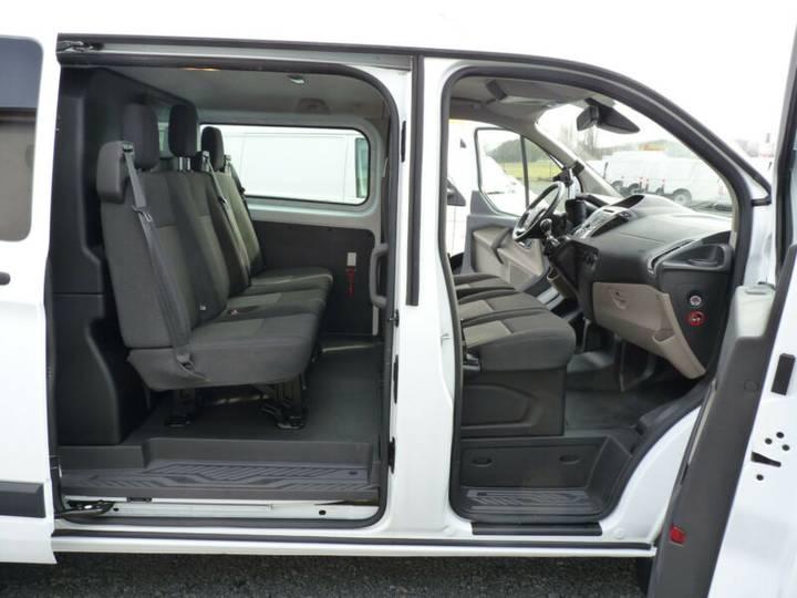 Ford Transit Custom 290 L1H1 LKW VA DoKa 6Si.Klima - 2014