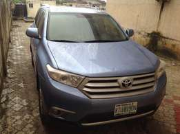 Toyota Highlander 2009 pimped to 2013