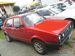 Vw Citi Golf 1.8