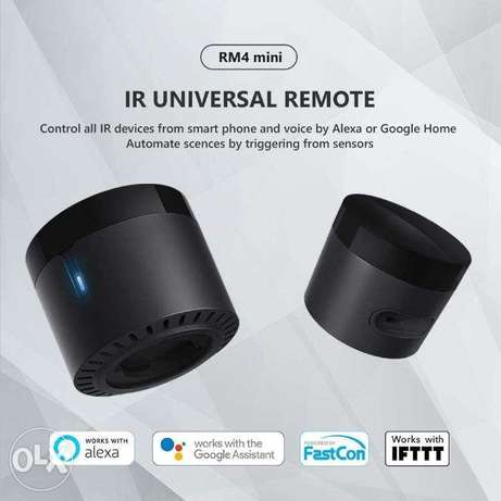 Broadlink RM mini4 Universal WIFI/IR (Sealed)