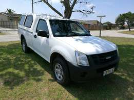 2010 Isuzu KB250D Fleetside Aircon Pick up Single Cab