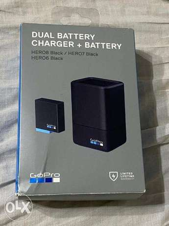Gopro hero 8 black battery charger