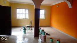 All ensuite 3bedroom flat for rent at Iwaya Yaba