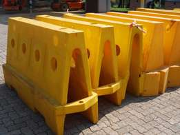 Yellow Barriers