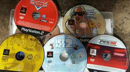 PS2 original Games in good condition