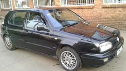 Selling Golf 3 in exellent condition for the price