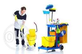 cleaners needed for immediate employement,part-time / full time