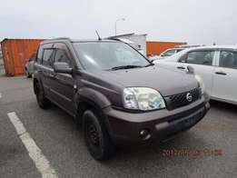 nissan xtrail model 2007 for sale